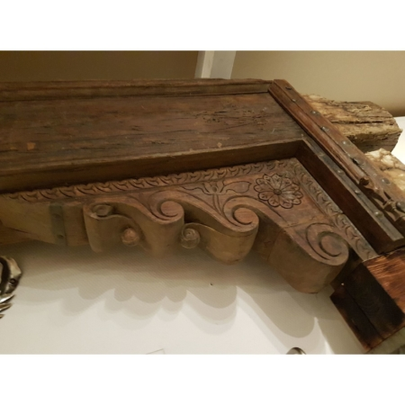 antiker Deckenbalken