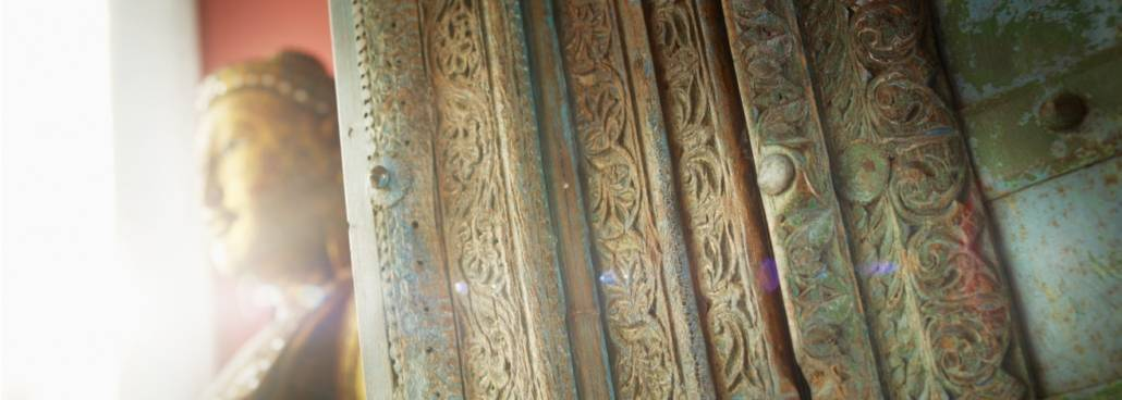 Indien-Haus: Möbel, Deko, Accessoires, Lampen & Textilien aus Indien