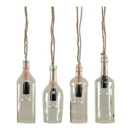 Deckenlampe Bottle