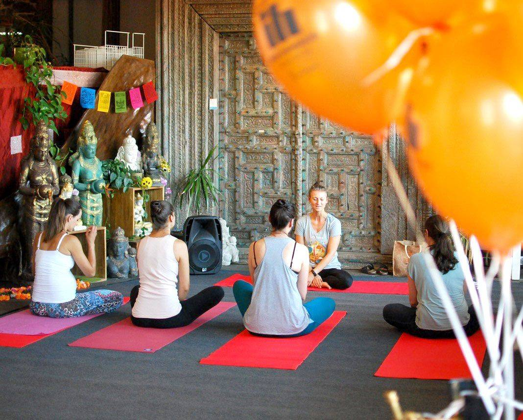 Indien-Haus Yoga